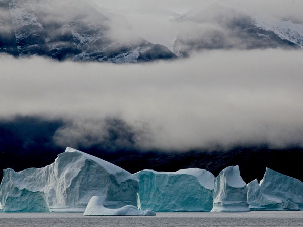 Isbre på Grønland. Foto: Alexandra Rose/Unsplash